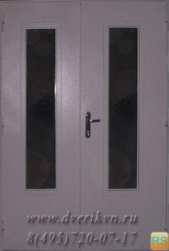 двери железные тамбурные противопожарные